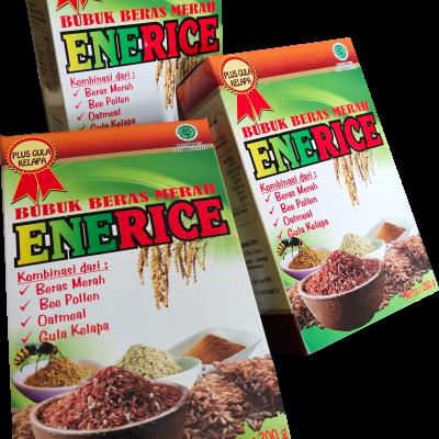 10 manfaat beras merah